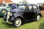 Ford CX 1172cc April 1936