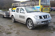 Nissan pick-up truck in UK IMG 0393