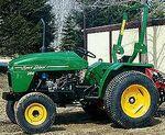 Sport Diesel 254 MFWD (green) - 2002