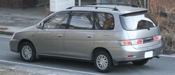 Toyota Gaia rear