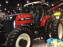 Versatile 280 MFWD-2010