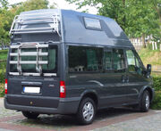 Westfalia Nugget Ford Transit grau hr