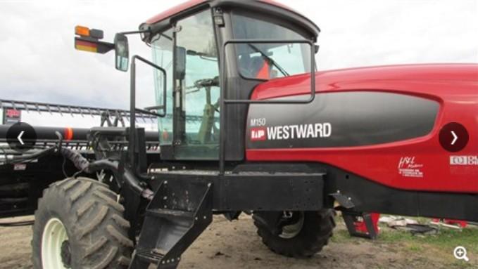 Westward M150   Tractor & Construction Plant Wiki   FANDOM powered