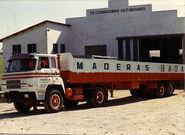 1970s Barreiros Tractor Diesel 4X2
