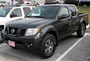 2011 Nissan Frontier -- 12-31-2010