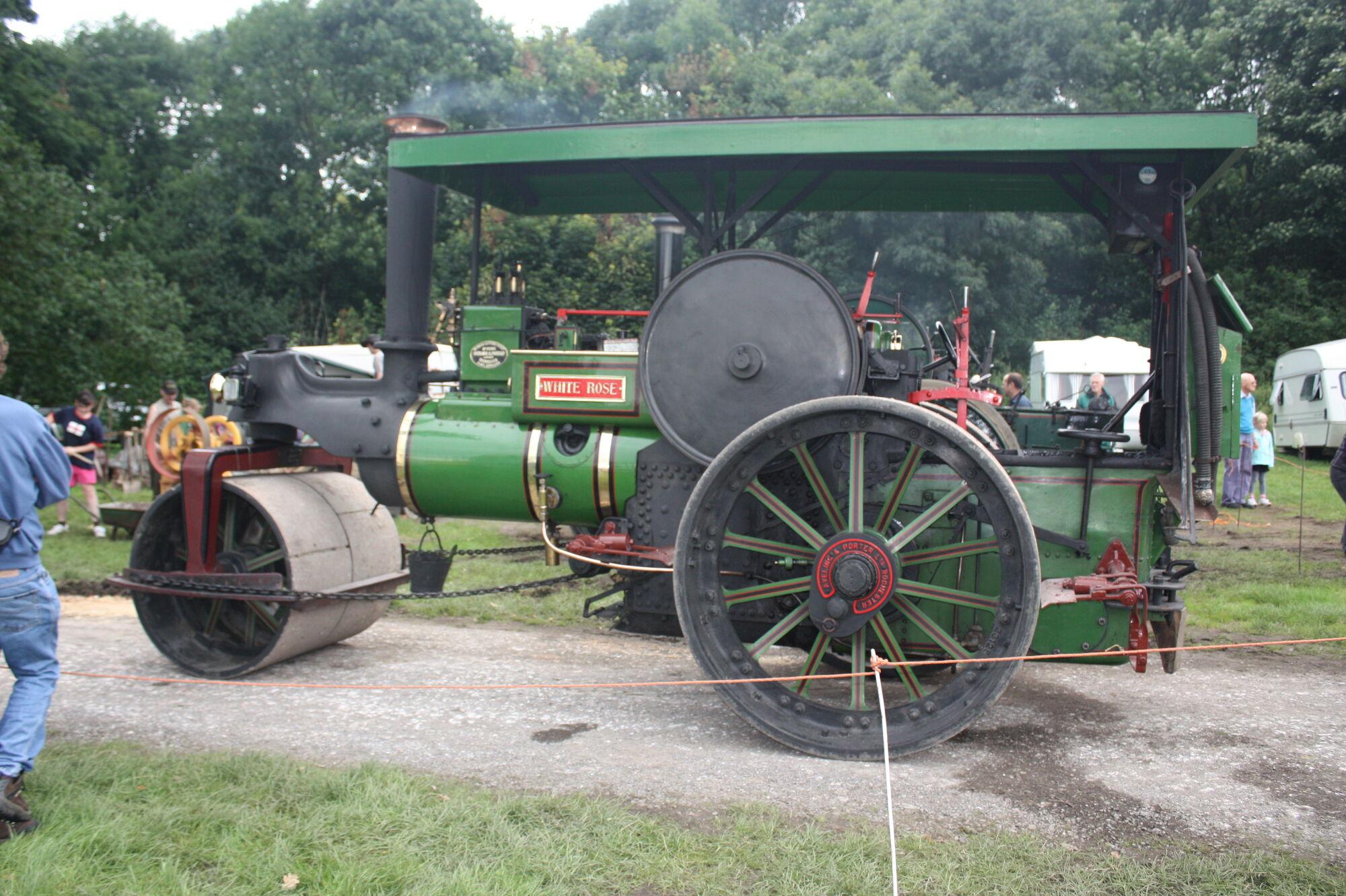 Aveling porter no 8506 tractor construction plant wiki fandom powered by wikia - Porter international wiki ...