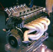 BMW M1 Ausstellungsmotor