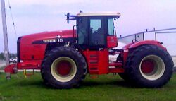 Buhler Versatile 435 4WD - 2008