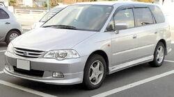 Honda Odyssey 1999 japan