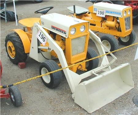 international cub cadet 100 tractor construction plant wiki rh tractors wikia com 1020 Cub Cadet Belt Diagram Cub Cadet 1320 Hydro