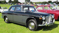 Rover 3-litre aka Rover P5 2995cc July 1960.JPG
