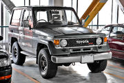 Toyota Land Cruiser 70 Light 003