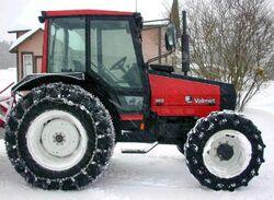 Valmet 365 MFWD (red) - 1996