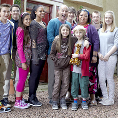 During the time of The Dumping Ground, Season One, with the rest of the main characters at that point