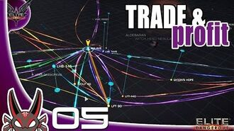 """Trade & Profit"" E05 Elite Dangerous"