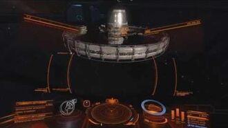 Elite Dangerous Navigation - How to always pop out of SC facing the mail slot