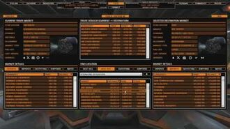 Elite Dangerous Missions - Finding mission commodities AND make a profit on the side.