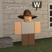 Sampson smith