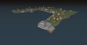 WC island
