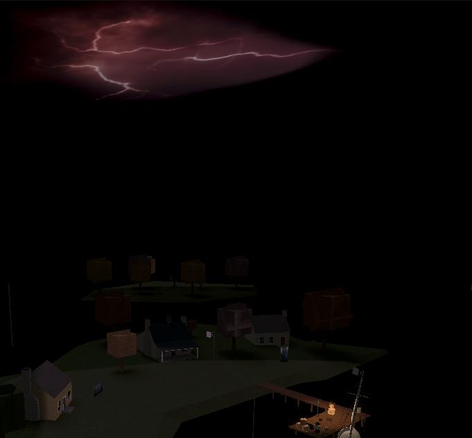 Electric Storm Lightning Bolt