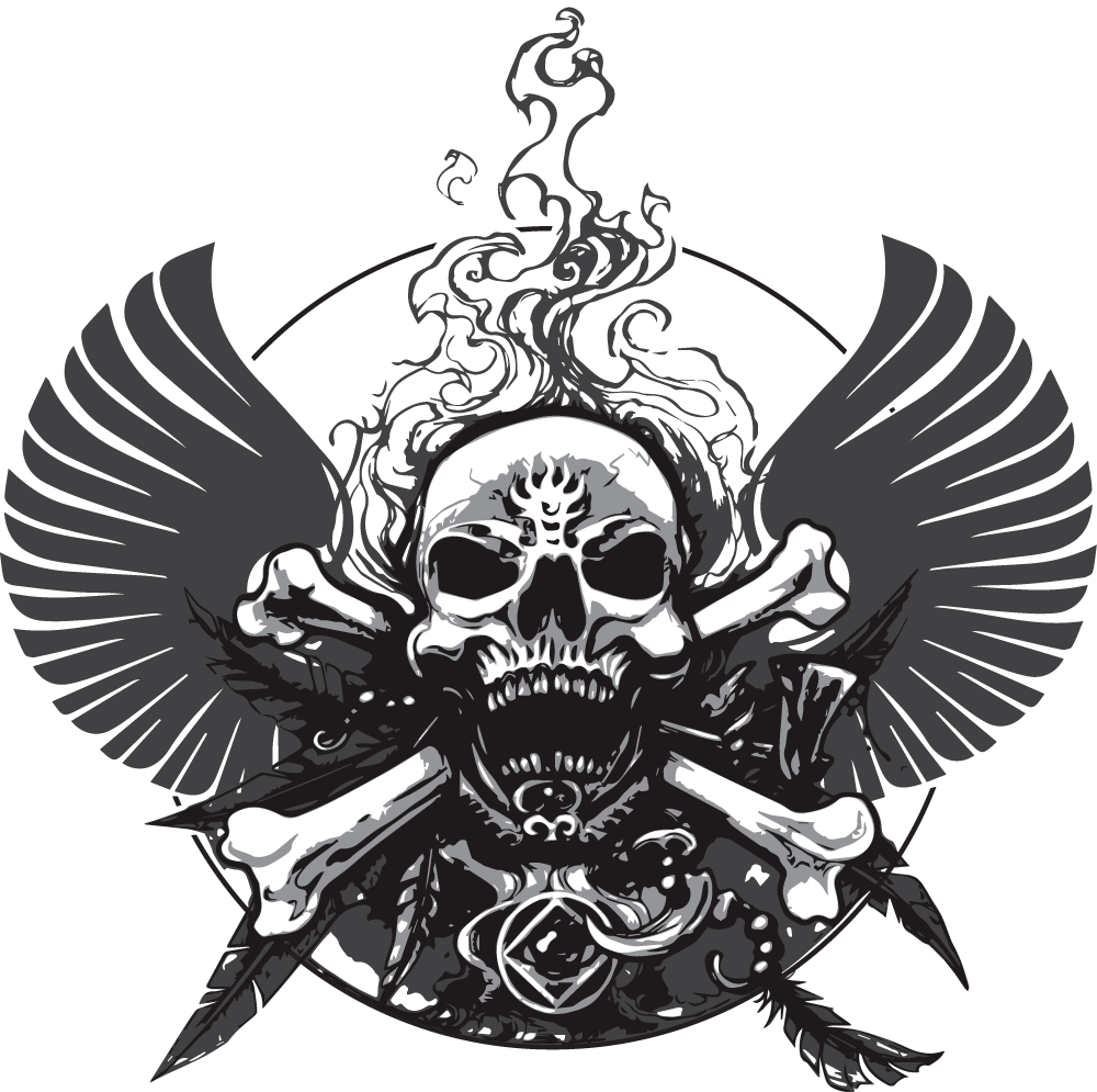 Image Decal Skull And Wingsg Tradelands Wikia Fandom
