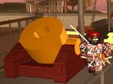 Red Mortar