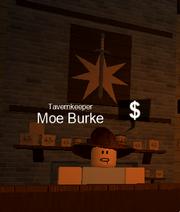 Moe burke