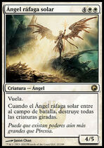 Ángel ráfaga solar (Magic)