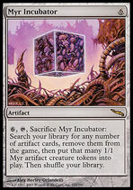 Incubador myr (Magic)