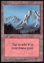 Montaña (Magic Alpha)
