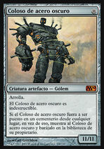 Coloso de acero oscuro (Magic)