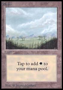 Llanura (Magic Alpha)