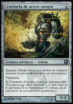 Centinela de acero oscuro (Magic)