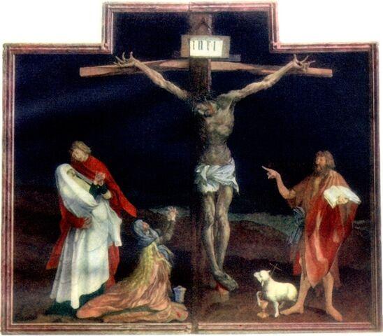 Plik:Chryst na krzyzu Grunewald small.jpg