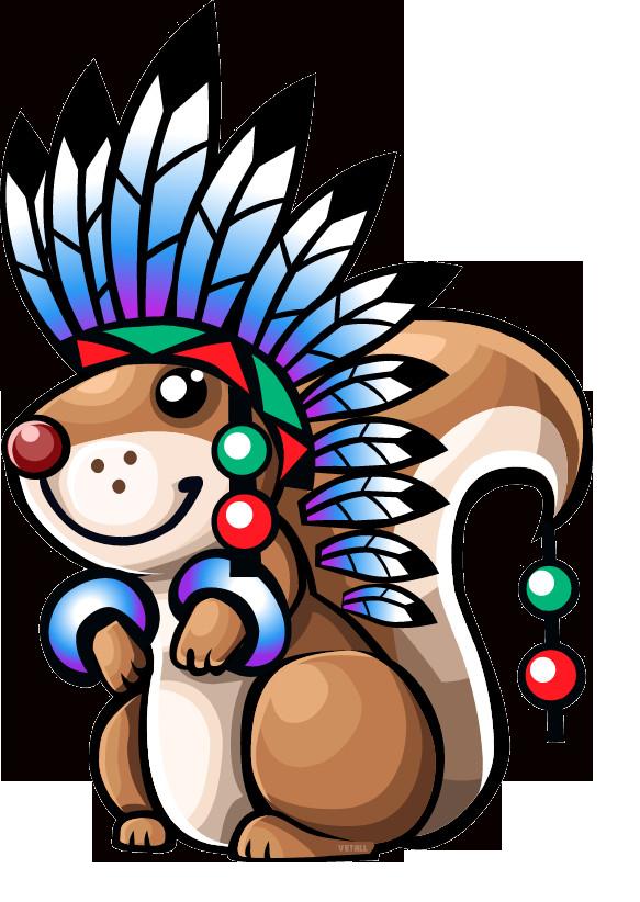 Смешные картинки белка шаман