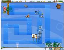 Синее море вырезка 1
