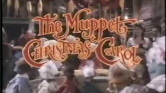 The Muppet Christmas Carol Trailer 1992.The Muppet Christmas Carol Vhs Trailer Trailer Transcripts