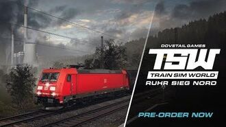 Train Sim World Ruhr Sieg Nord - COMING SOON