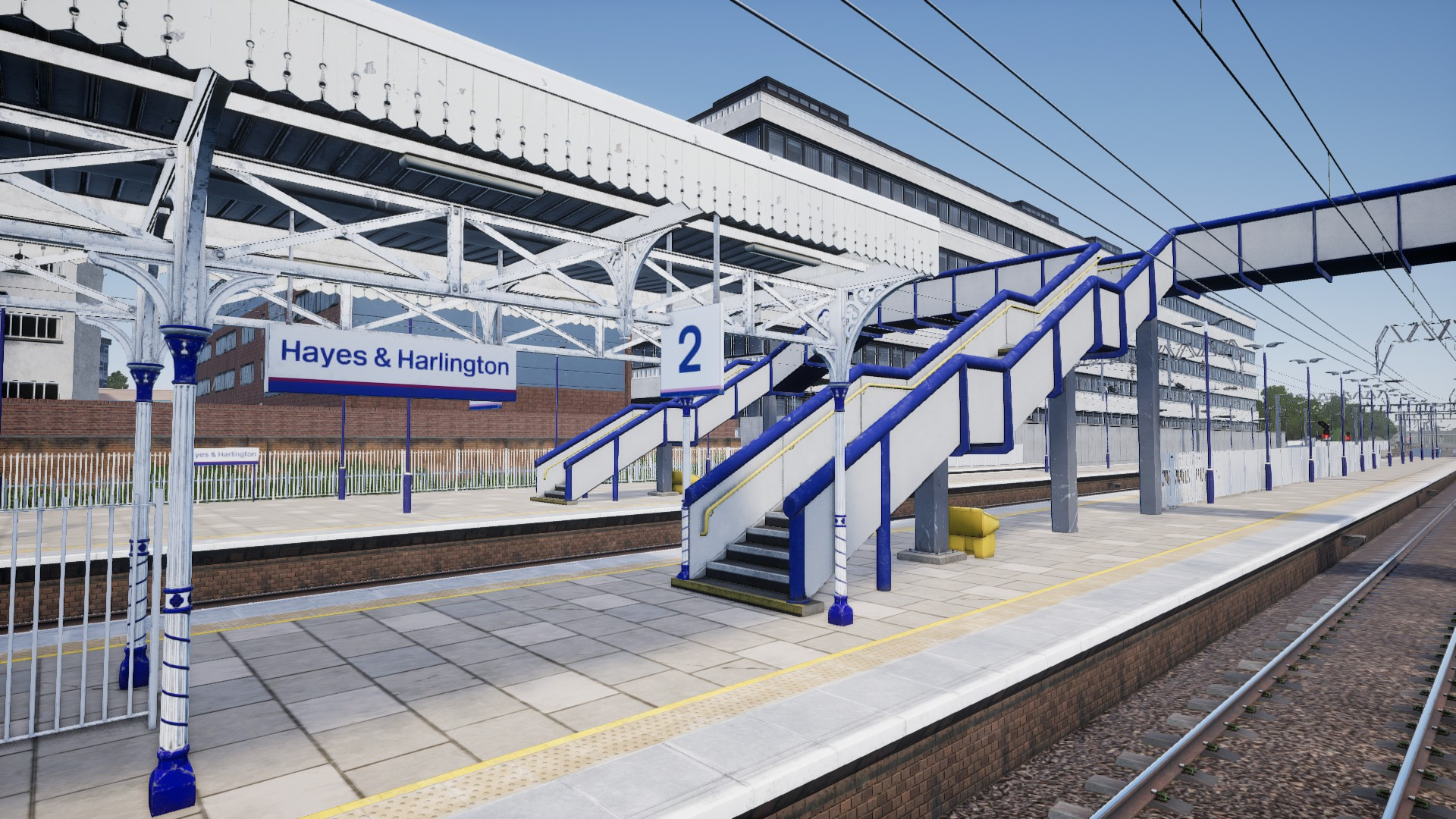 11 Great Western Express Train Sim