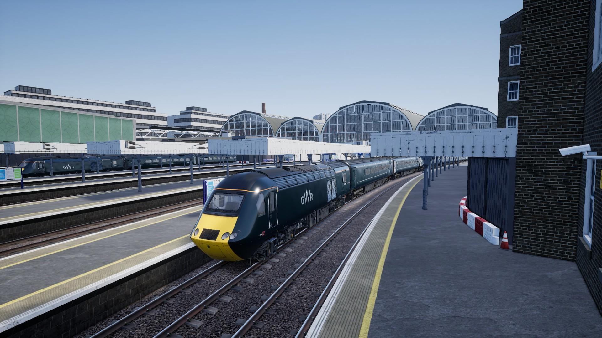 0 Great Western Express Train Sim