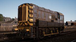 BR Class 08