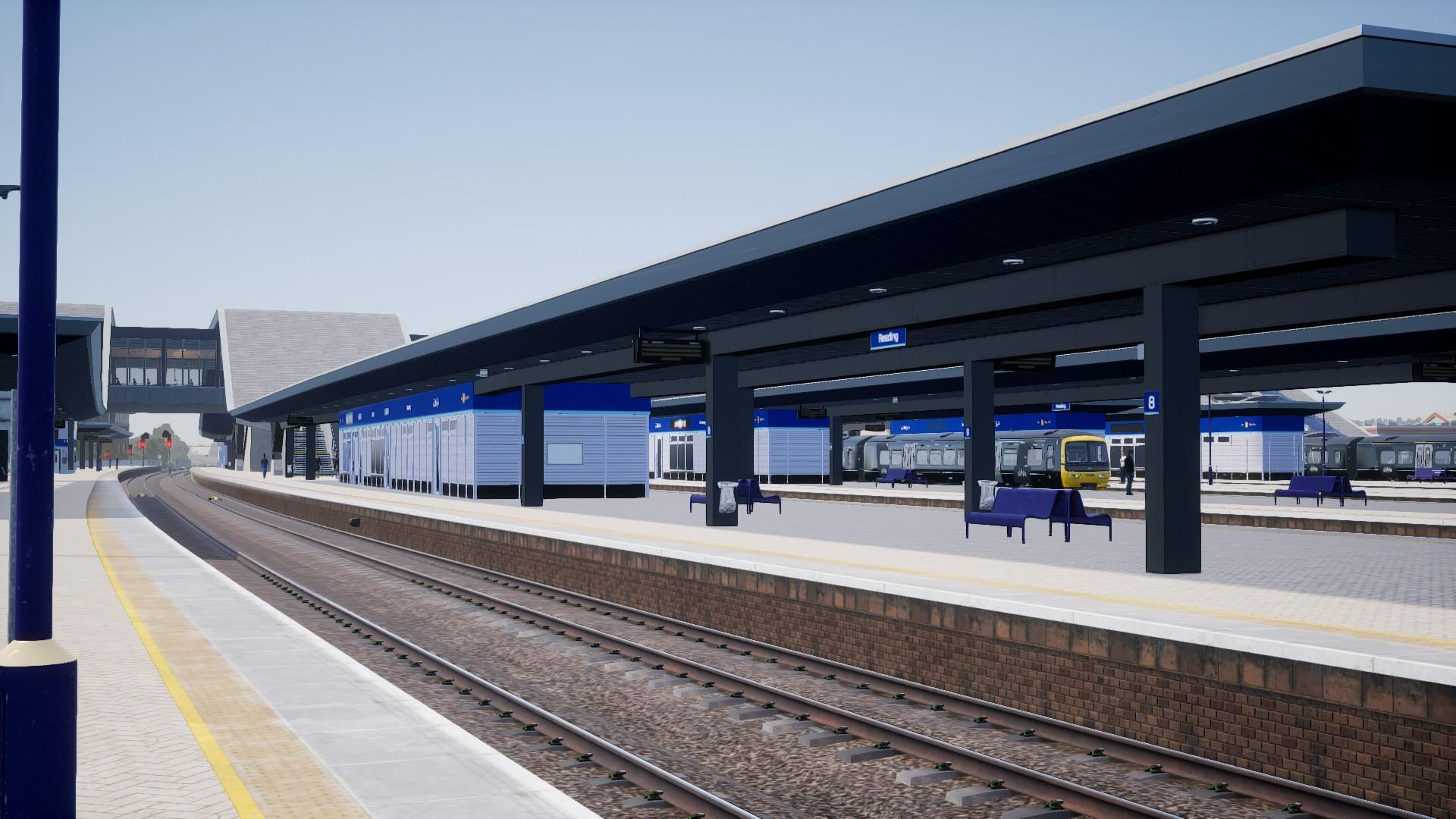 36 Great Western Express Train Sim