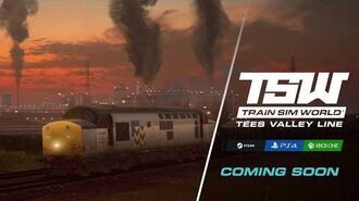 Coming Soon Train Sim World Tees Valley Line