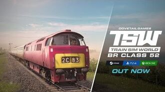 Train Sim World BR Class 52 OUT NOW