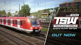 Train Sim World Rhein-Ruhr Osten OUT NOW!