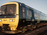 BR Class 166