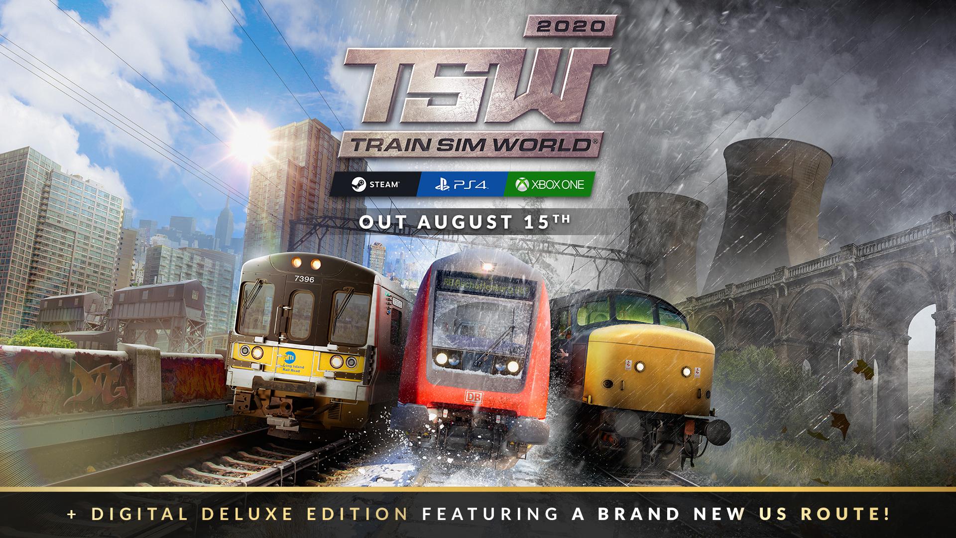 Train Sim World | Train Sim World Wiki | FANDOM powered by Wikia