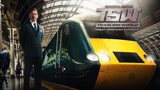 Train Sim World Great Western Express Launch Trailer