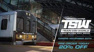 Train Sim World Long Island Rail Road - COMING SOON