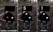 Ground Signal Routes